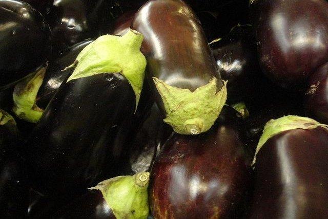Receta de berenjenas en vinagre