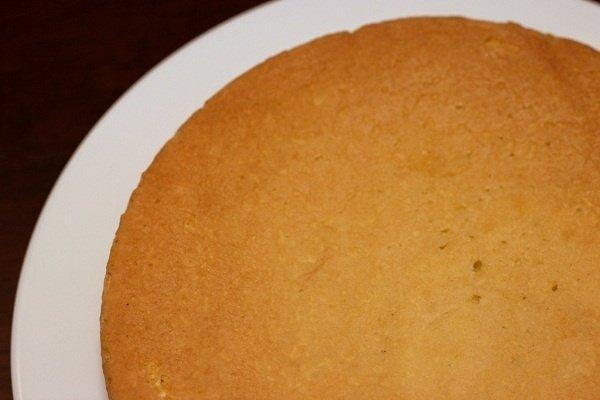 Receta de bizcocho para torta