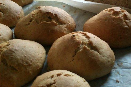 Receta de bollitos de pan dulce