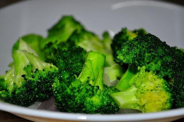 Como Cocinar Brocoli Hervido | Brocoli Al Vapor Receta