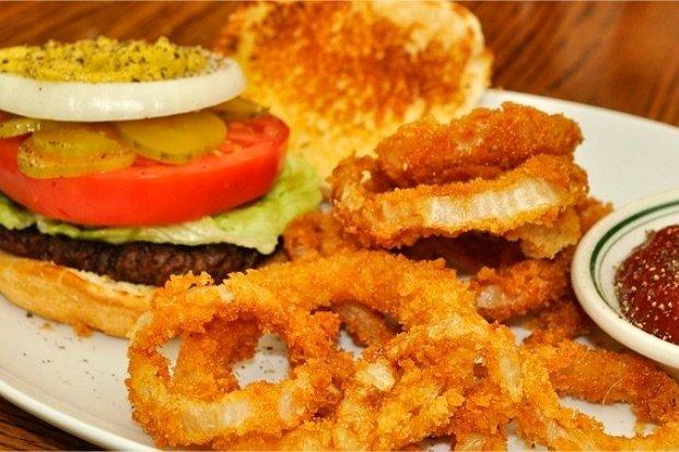 Receta de calamares fritos