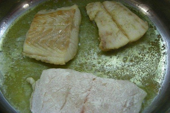 Receta de caldereta de pescado