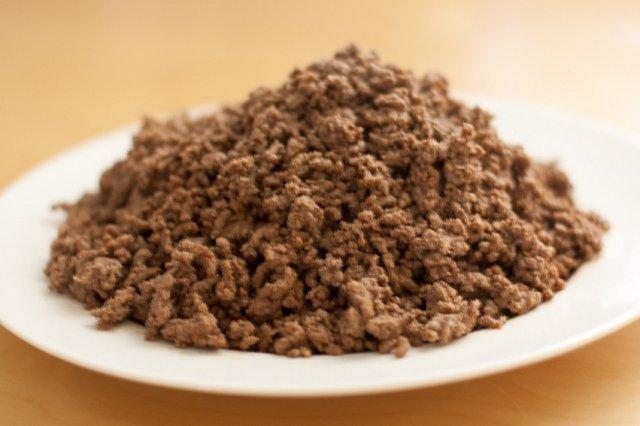 Receta de carne molida para tacos