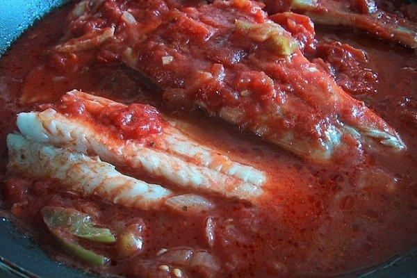 Receta de cazuela de pescado con arroz
