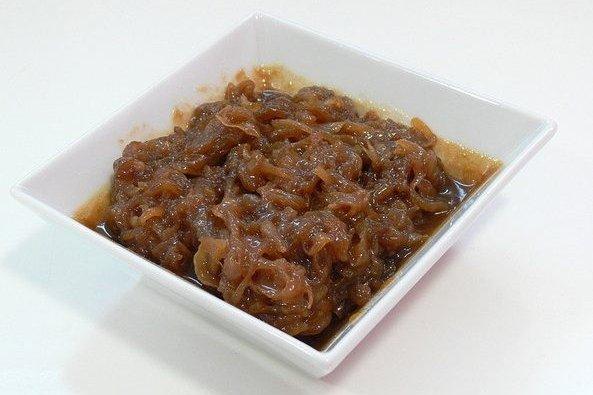 Receta de cebolla caramelizada