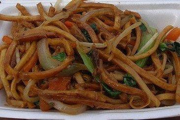Receta de chao mein