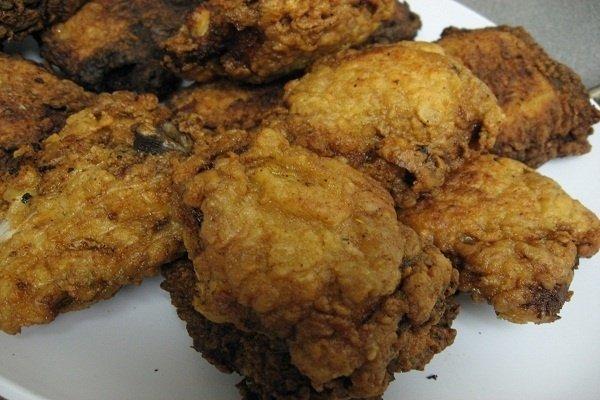 Receta de chicharrón de pollo peruano