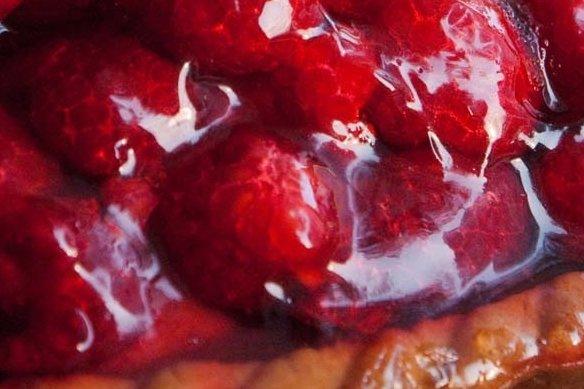 Receta de chiskey de frutilla