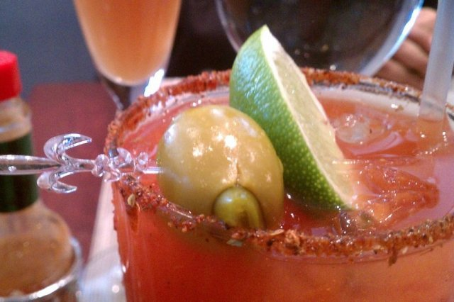 Foto de la receta de c ctel bloody mary for Coctel bloody mary