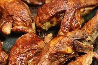 Receta de costillas de cerdo asadas