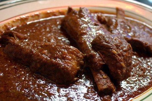 Receta de costillas de cerdo con salsa