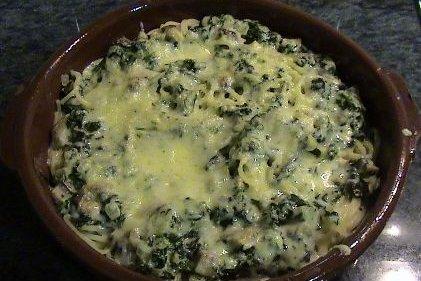 Receta de crema de brocoli con pasta