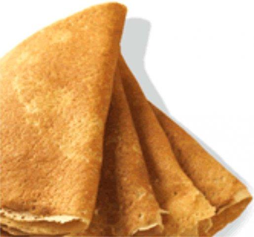 Receta de crepas cajeta (creppes de dulce de leche)