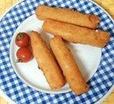 Receta de bastoncitos de queso