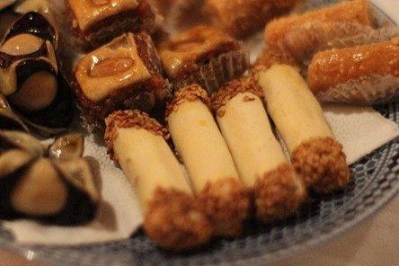 Receta de dulces marroquíes