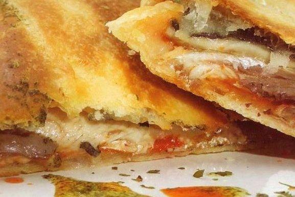 Receta de empanada de xoubas (sardinillas)