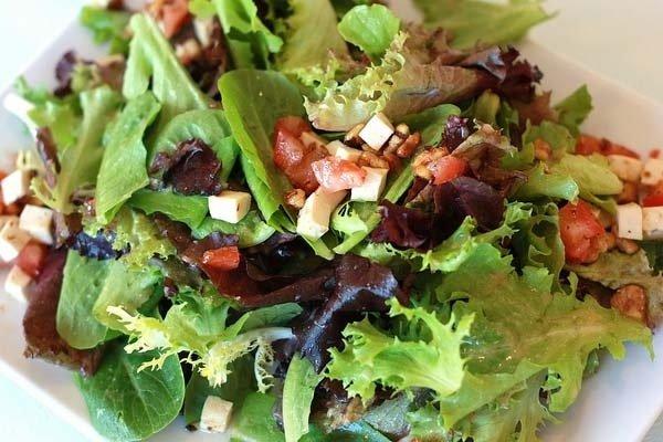 Receta de ensalada agridulce