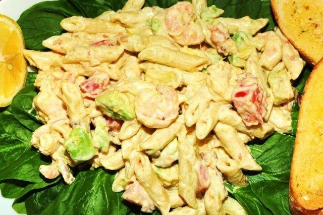 Receta de ensalada de macarrones con mayonesa