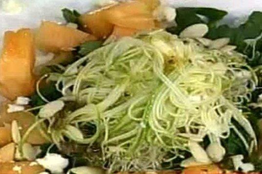 Receta de ensalada de melón