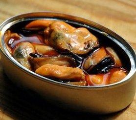 Receta de ensalada de patatas, tomate y mejillones