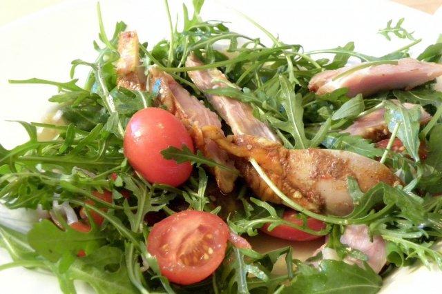 Receta de ensalada de pavo