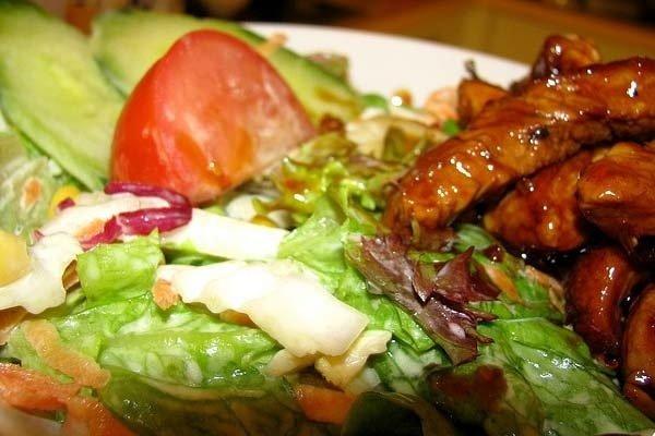 Receta de ensalada de pollo en escabeche
