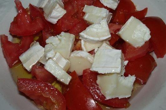 Receta de ensalada de tomate