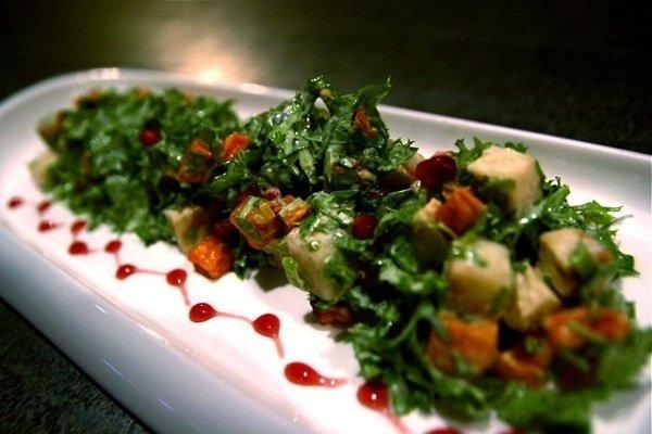 Receta de ensalada de verduras al horno