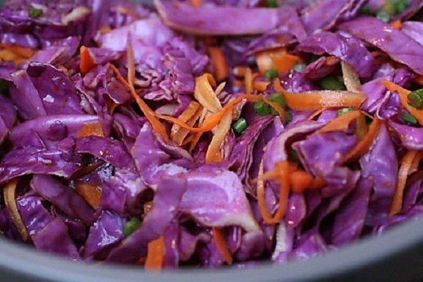 Ensaladas de Verduras Colombianas Ensalada de Verduras Dulces