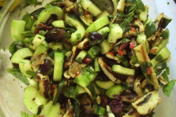 Ensaladas Light de Verduras Ensalada de Verduras Grilladas