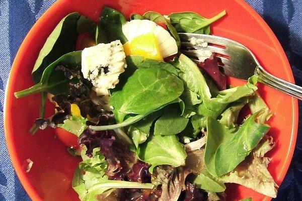 Receta de ensalada de verduras horneadas