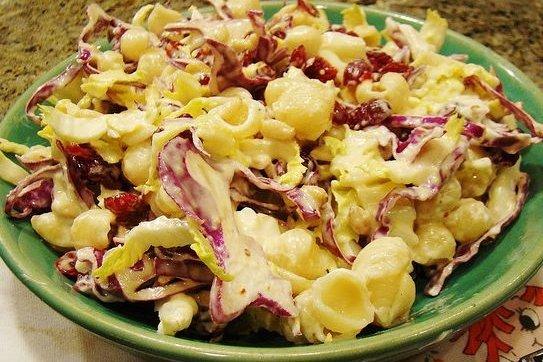 Receta de ensalada fría de coditos