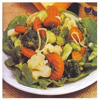 Receta de ensalada ricota