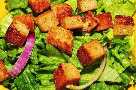 Receta de ensalada sencilla