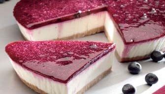 Receta de tarta de queso y leche condensada