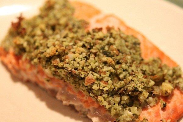 Receta de filete de merluza marinado