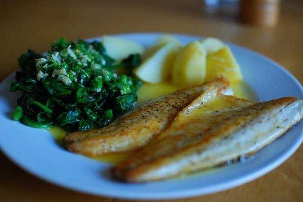 Receta de filete de pescado a la naranja