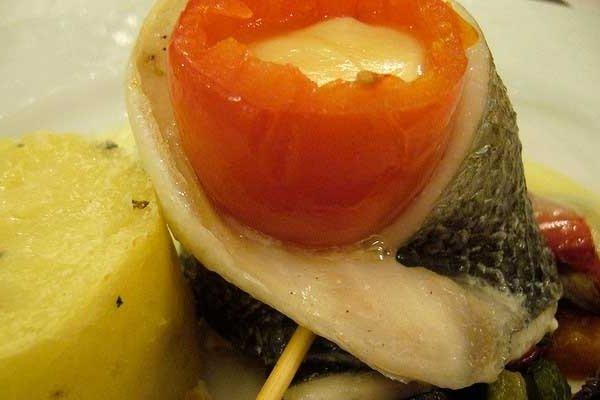 Receta de filete de pescado a la pimienta
