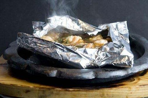 Receta de filete de pescado empapelado