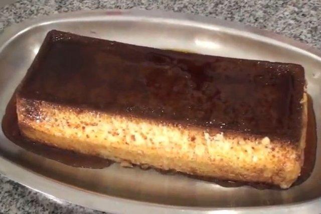 Flan Al Baño Maria   Receta De Flan De Coco Al Bano Maria