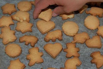 preparacion de galletas caseras