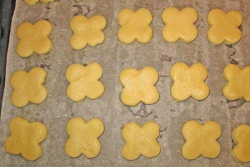 Receta de galletas con harina de arroz