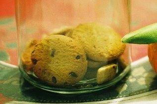 Receta de galletas de calabaza