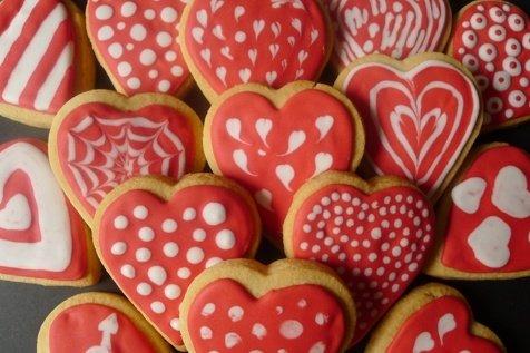 Receta de galletas de mantequilla libres de gluten