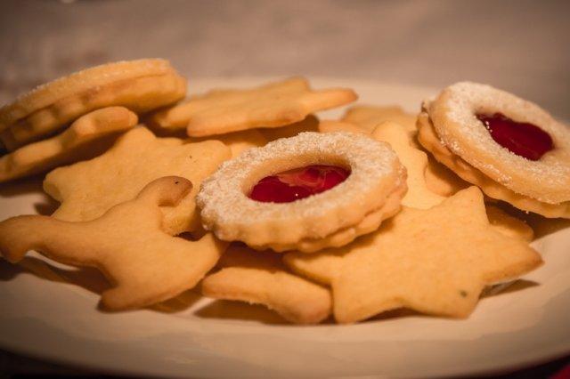 Receta De Galletas De Navidad Alemanas - Recetas-comidas-para-navidad