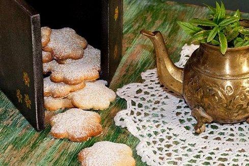 Receta de galletas francesas