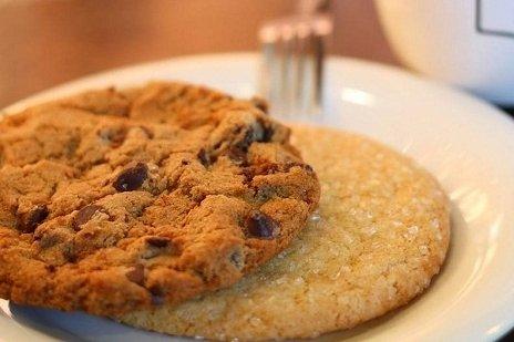 Receta de galletas integrales caseras