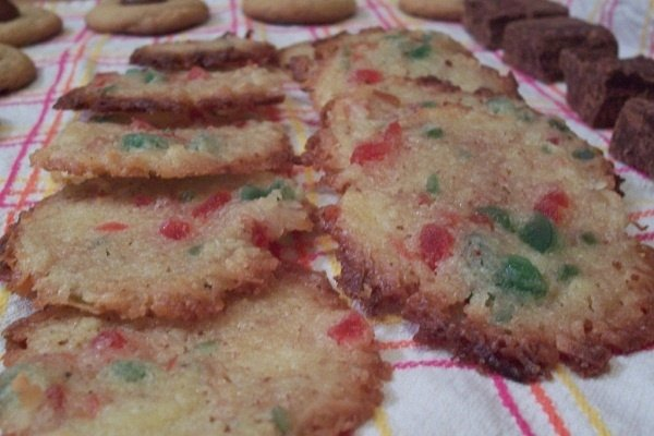 Receta de galletas navideñas