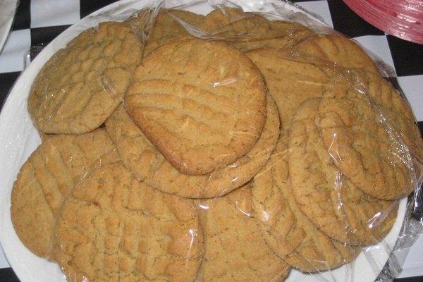 Receta de galletas para diabéticos