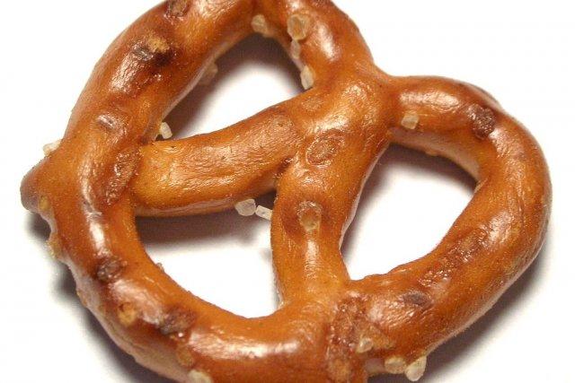 Receta de galletas saladas pretzel